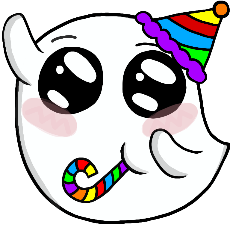BooParty Discord Emoji