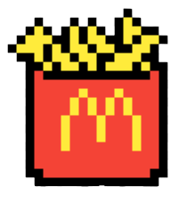 Fries Discord Emoji
