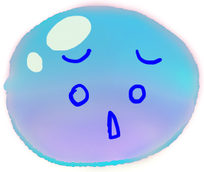 shocked_surprised_blob_drop Discord Emoji