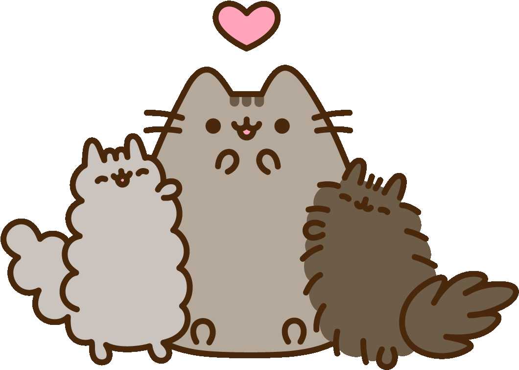 love_pusheen Discord Emoji