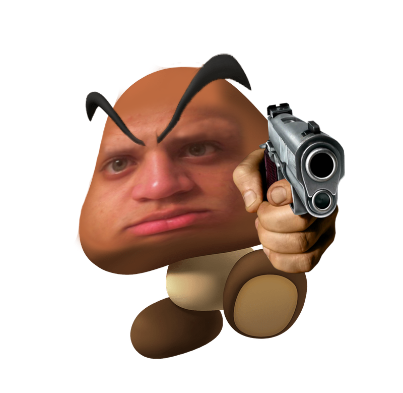 goomba_hands_up Discord Emoji