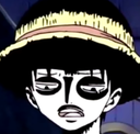 Disappointed_Luffy Discord Emoji