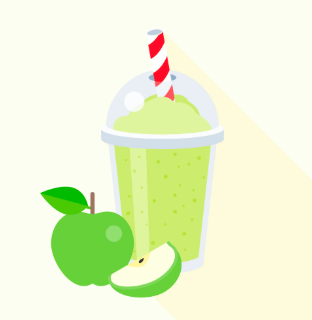 apple_smoothie Discord Emoji