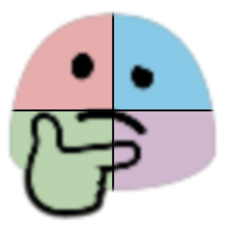 political_thinking Discord Emoji