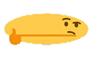 think_stretch Discord Emoji