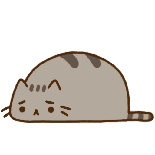 sad_pusheen Discord Emoji