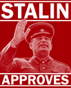 Stalin_Approves Discord Emoji