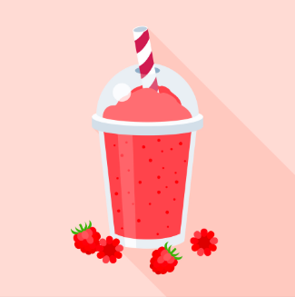 raspberry_smoothie Discord Emoji