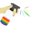 gay_spray Discord Emoji