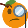 Smart_Orange Discord Emoji